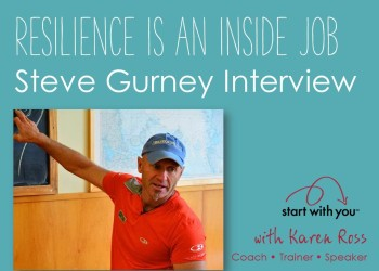 Resilience is an inside job: Interview with Steve Gurney