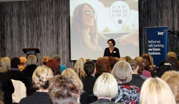 Karen Ross for Glass Elevator Network + Invercargill Chamber of Commerce