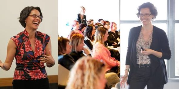 Karen Ross at Start With You - Workplace wellbeing seminars and programmes