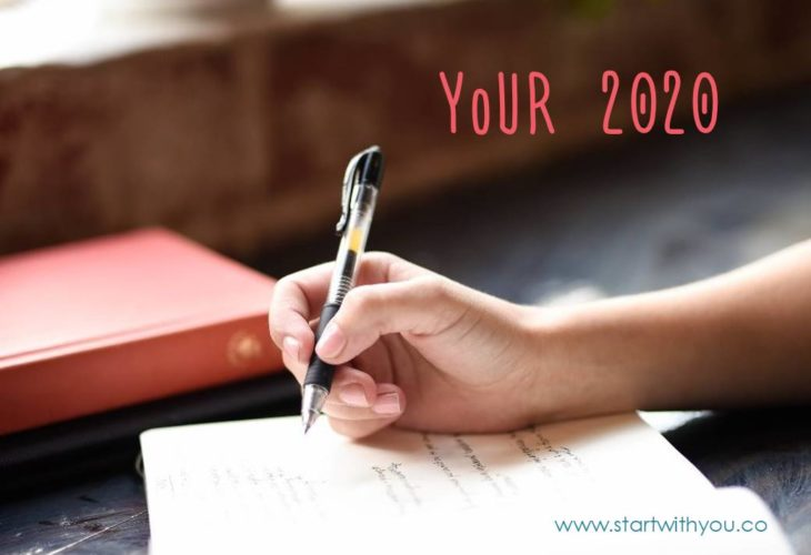 New Year 2020 and your goals