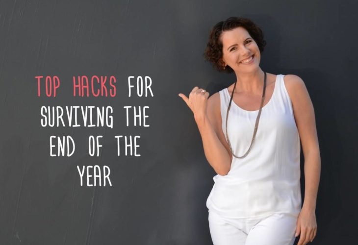 Top Hacks for the end of year
